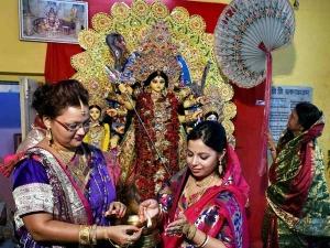 Navratri Special Navratri 3rd Day Puja Mantra