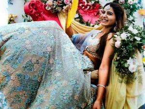 Inside Samantha Ruth Prabhu Naga Chaitanya S Wedding