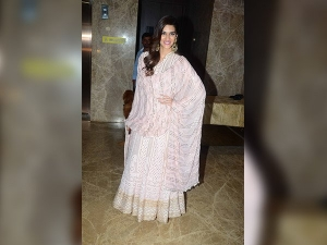 Who Wore What At Ramesh Taurani S Diwali Party