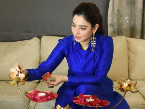 Elegance At Extreme Tamannaah Bhatia S Traditional Look
