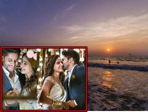 Naga Chaitanya Samantha S Beach Wedding Goa