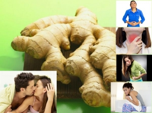 The Benefits Ginger Women