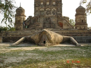 Manduk Mandir India S Only Frog Temple
