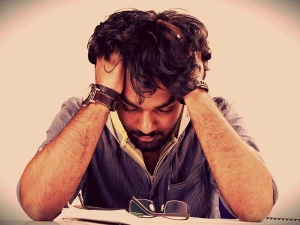 Symptoms Of Stress On Body