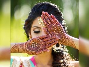 Top Ten Best Mehendi Designs For Sangeet Ceremony