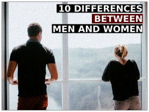 Difference Between Man And Woman