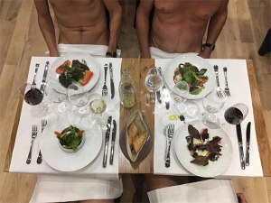 Everything About The Nude Restaurant In Paris