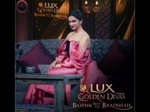 Deepika Padukone Look At Baatein With The Baadshah