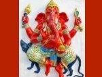 Lord Ganesha S Curse Compelled Lord Krishna Worship Him