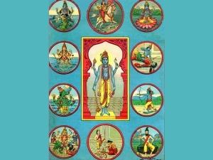 Ever Wondered Why Lord Vishnu Is Called Narayan