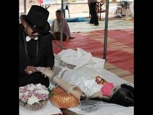 Chinese Village Where Single Men Marry Dead Brides