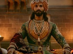Shahid Kapoor Fitness Diet Secret For Movie Padmavati