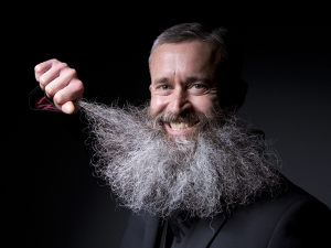 Ten Herbal Remedies For Premature Greying Beard
