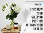 Sleeping Position Affects Health