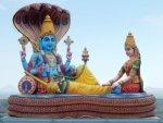 Trivikrama Lord Vishnu Avatar