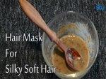 Diy Recipe For Silky Soft Hair