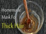 Diy Homemade Mask For Thick Hair