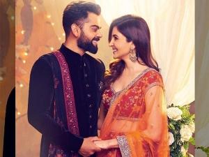 Anushka Sharma In Bridal Lehengas