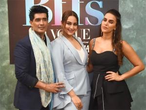 Sonakshi Sinha Unique Formals Vogue Bff