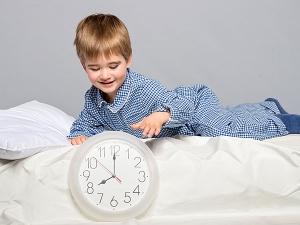 Ways To Wake Up Kids Early