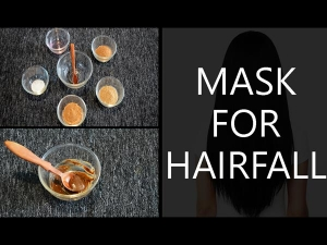 Homemade Hair Fall Mask Recipe