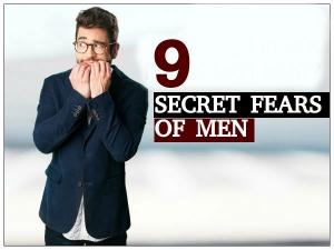 Secret Fears Of Men