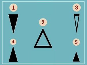 Choose Any Triangle And It Reveals Your True Personality