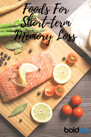 Foods To Improve Short Term Memory