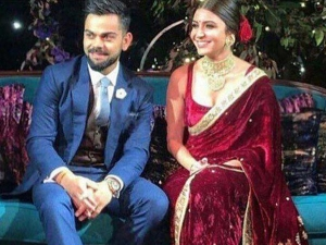 Anushka And Virats Ring Ceremony Looks From Their Leaked Video