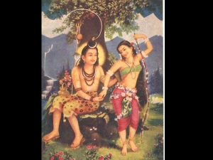 Lord Shiva Had An Unforgettable Love Affair Parvati Knew About