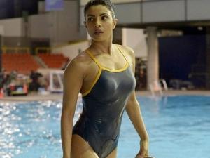 Priyanka Chopra Shooting In New York