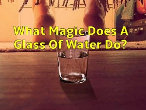Keep A Glass Water Under Your Bed Every Night And You Will Be Amazed With The Result