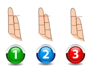 Here S What Your Finger Length Reveals About Your Personality
