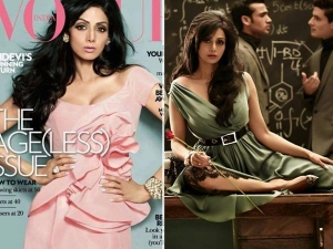 All Time Best Magazine Coverages Sridevi