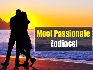 Most Passionate Zodiac Signs Listed According To Their Ranking