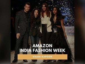 Aifw Vaani Kapoor Wows People