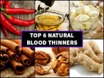 Natural Foods That Prevent Blood Clots