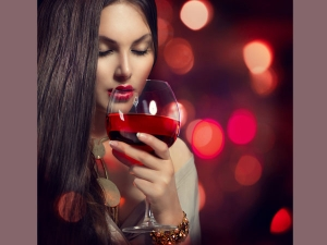 Hair Care Benefits Of Red Wine