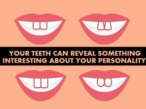 Your Teeth Shape Reveals About Your Inner Self