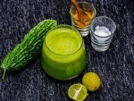Bitter Gourd Juice For Diabetes And Weight Loss