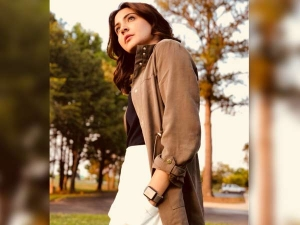 Autumn Is In The Air For The Stylish Anushka Sharma