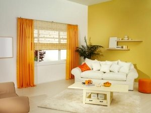 Fifteen Cool Curtains For Living Room Windows