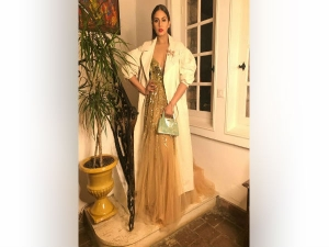 Cannes 2018 Huma Qureshi Looks Straight Of Fairy Tale