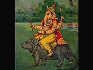 How A Mouse Became Lord Ganesha S Vehicle