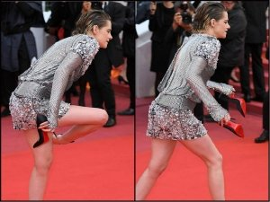 Gobarefoot Let Kristen Stewart Teach You How Protest