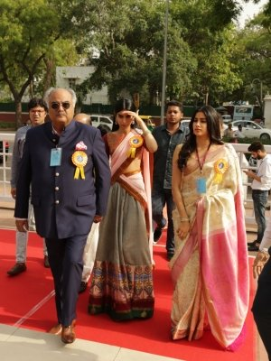 Janhvi And Khushi Surprised Us At The National Film Awards