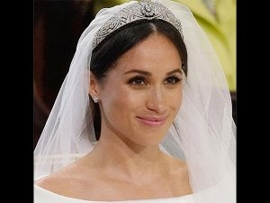 Wow You Must See How Divine Meghan Markle Looks Her Wedding