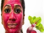 Homemade Beetroot Yogurt Face Mask For Glowing Skin