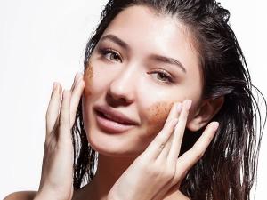How To Make Coffee Scrub For Oily Skin