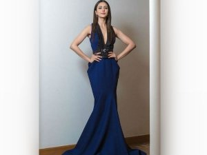 Rakulpreet S Red Carpet Gown At Filmfare Awards Is Perfection